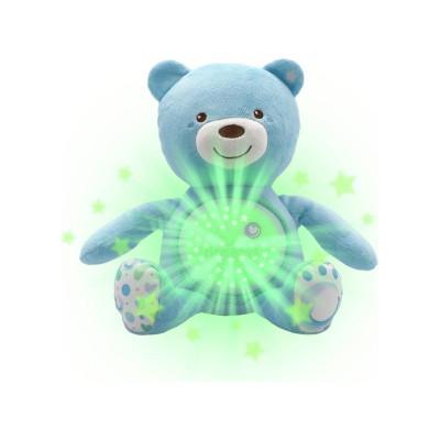 Dreams Baby Bear Night Projector Blue
