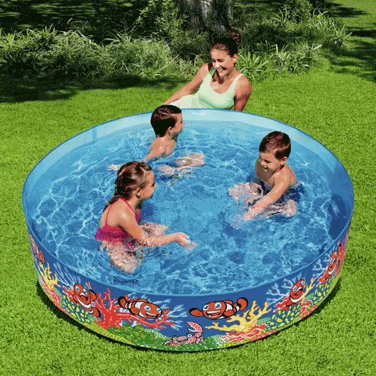 Enjoy your paddling pool this summer