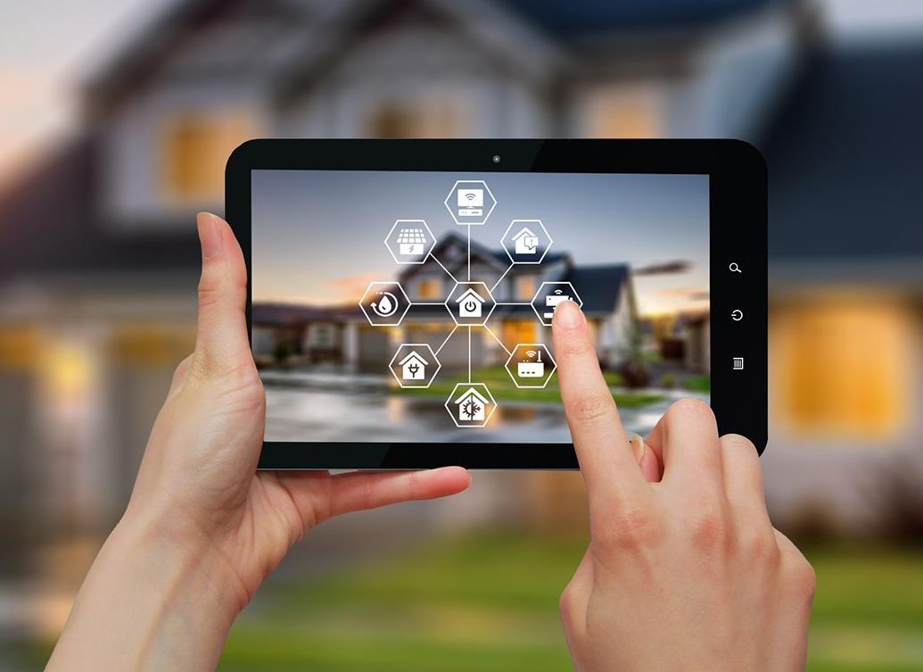 What is Connected Home?